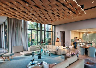 Cherner Residence, Montecito, California, Architecture and Design: Hochhauser Blatter Architects/BHR, Photography: Patrick Price