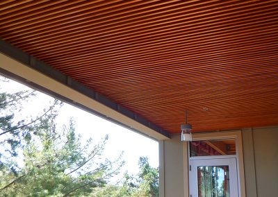 Cherry Wood Grille in Silicon Valley