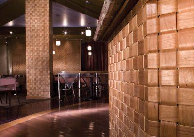 Wood Weave, Venetian Hotel Restaurant, Las Vegas